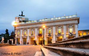 Rom Kapitol Konservatorenpalast, Rome Capitool ConservatorPalace